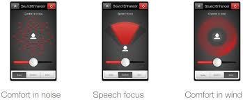 Smart control iphone pour prothèse auditive resound