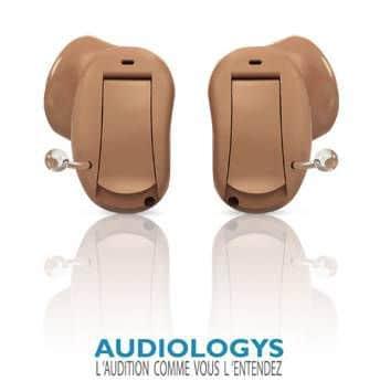 prothéses auditives oticon get cmu