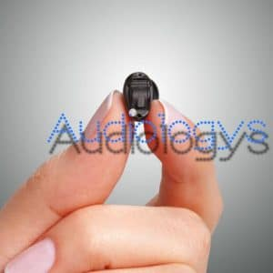 Appareil auditif invisible bluetooth iic soundlens comme Lyric phonak