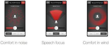 Smart control appli apple pour aide auditive Resound