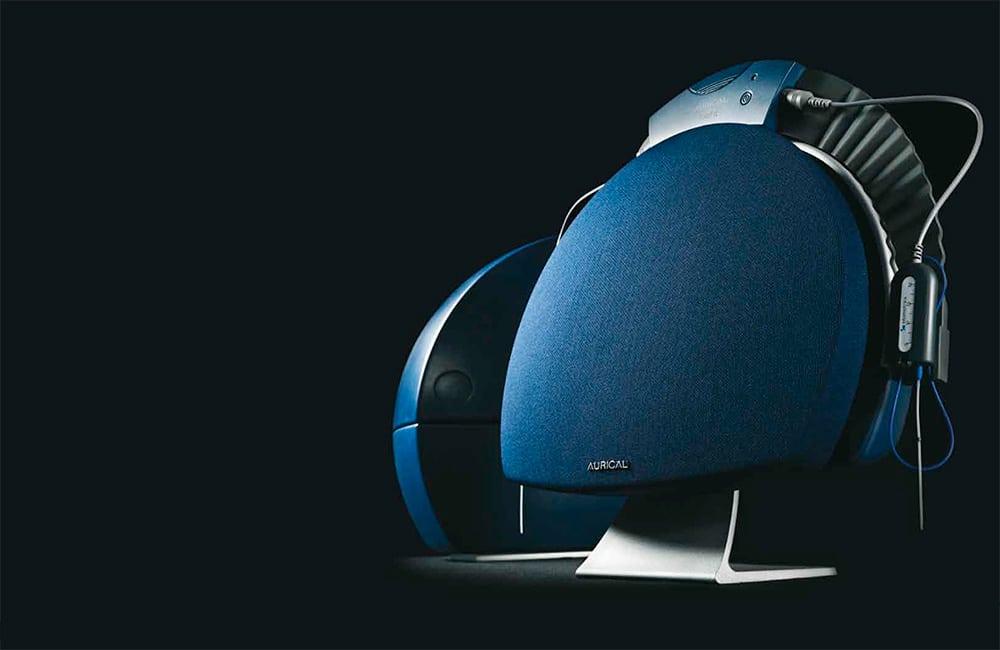 Chaîne de mesure Natus-Aurical pour des mesures acoustiques de précision