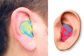 protection auditive moulée sur mesure anti eau bain piscine